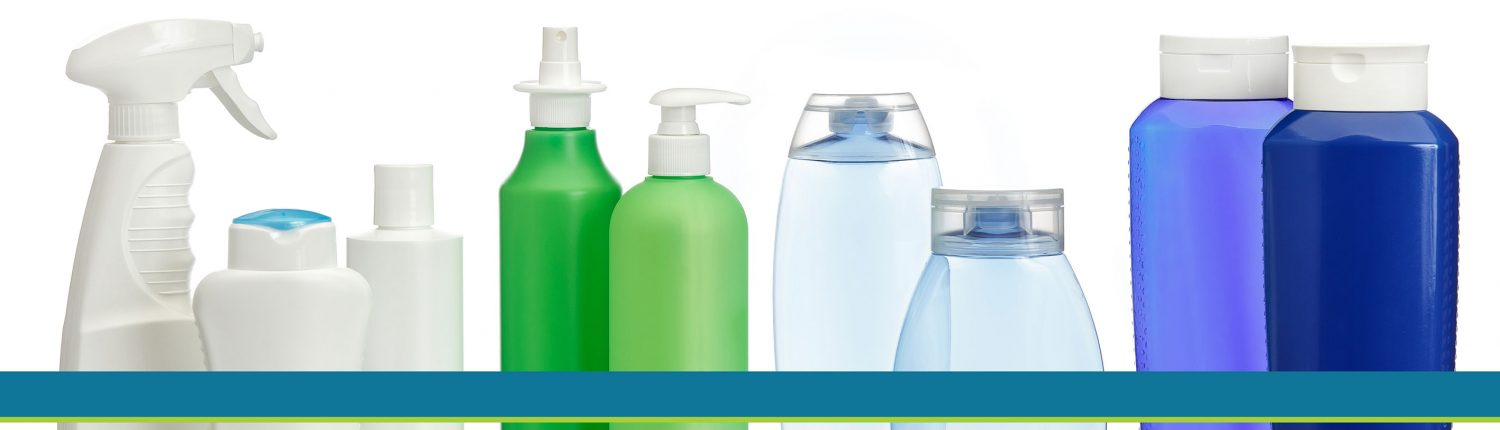 Plastic bottles for health and beauty -HBA