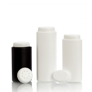 HSDU-Style plastic powder bottle