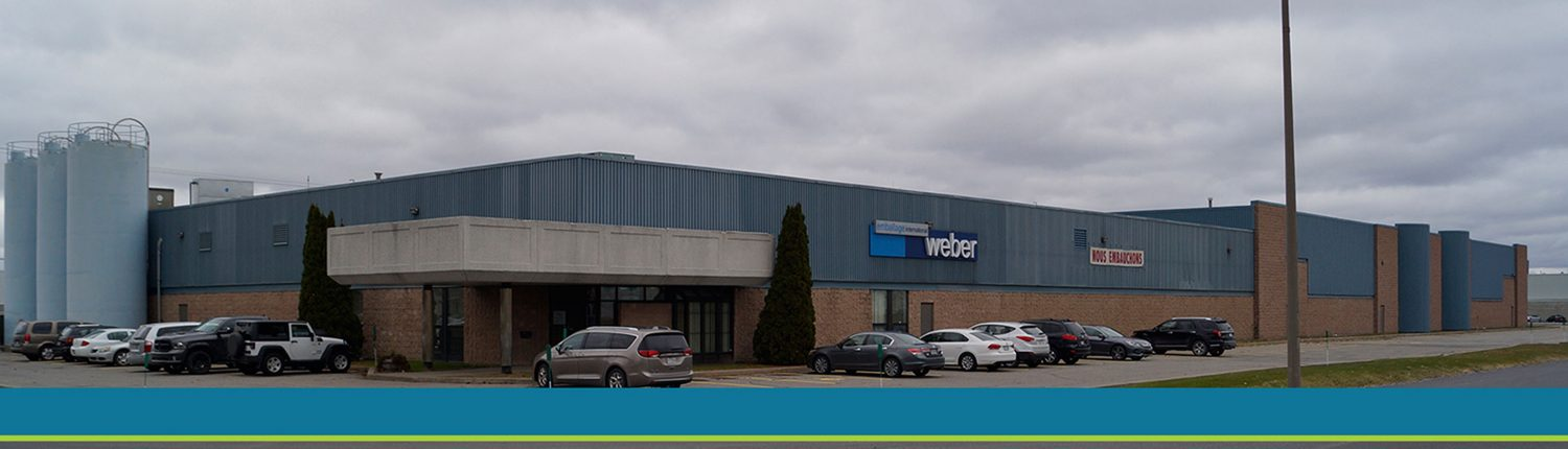 Weber International Packaging Headquarters in Vaudreuil, Quebec, Canada