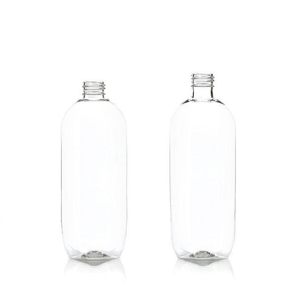 Lotion Empire PET bottle 8oz, 24-410 or 24-415 SPI