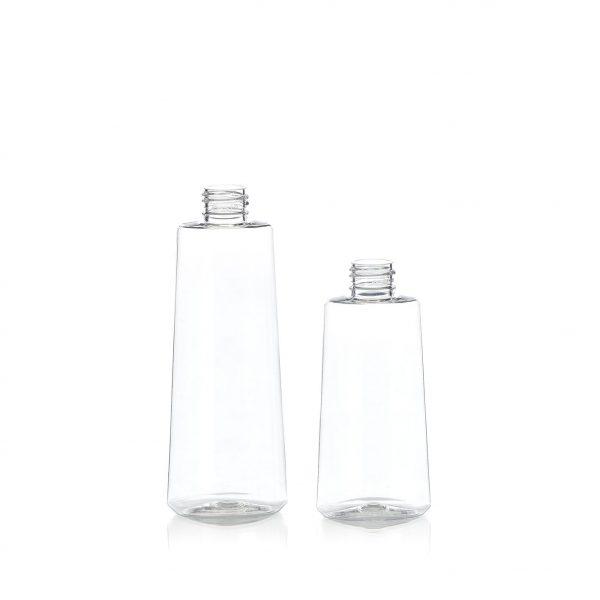 bouteilles en plastique PET de type Dolphin - fait au Quebec