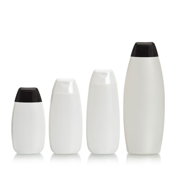HSCR-B plastic bottles in 200ml, 250ml, 300ml, 500ml