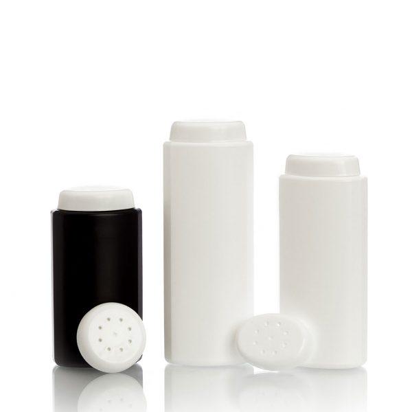 HSDU-Style plastic powder bottle