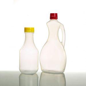 plastic bottles for syrup